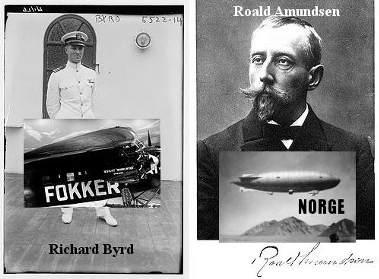 americanul_Richard_Byrd_Fokker_norv egianul_Roald_Amundsen_dirijabil_Norge