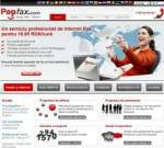 Popfax.com introduce o noua interfata web interactiva