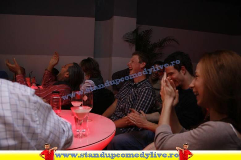 Stand Up Comedy, Bucuresti, Joi, Caffe DaMask