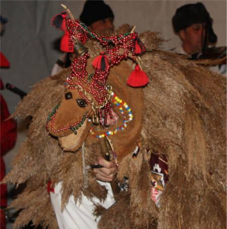 Uratura caprei de Anul Nou